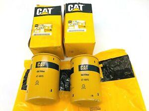 Lot of 2 New Caterpillar 4T-6915 Hydraulic Filter CAT 4T691
