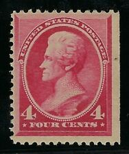 *215 Fine-Very Fine, Never Hinge, Scott $550.00