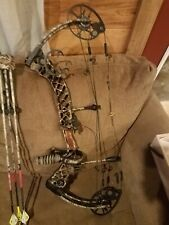 Mathews compound bow left hand Monster Chill