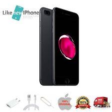 APPLE IPHONE 7 PLUS 128GB NERO OPACO MATTE BLACK  RICONDIZIONATO 100% ORIGINALE