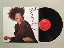 REGINA BELLE ALL BY MYSELF 1987 UK PRESS LP
