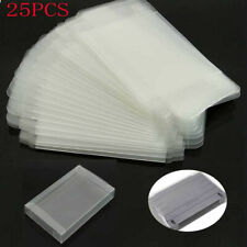 25PCS Game Plastic Cartridge Protector Cover Box Case For Nintendo SNES/N64 New