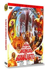 ROBBERY OF THE MUMMIES OF GUANAJUATO (Eng Subtitled) DVD