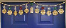 Decorative Fancy Wall & Door Hanger ToranBandanwar HomeDeco Light Flowers Diwali