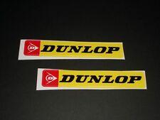 Dunlop Aufkleber Sticker Reifen Race r1 6 Tuning 5P