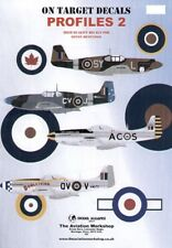 Modello di decalcomanie Alliance 1/48 P-51 Mustangs # 48113