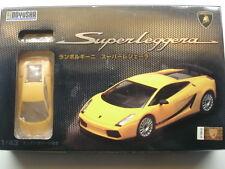 Doyusha 1:43 Scale Lamborghini Superleggera Model Kit - New