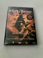 "DVD ""JEEPERS CREEPERS"" EDICION ESPECIAL VICTOR SALVA GINA PHILIPS JUSTIN LONG JO"