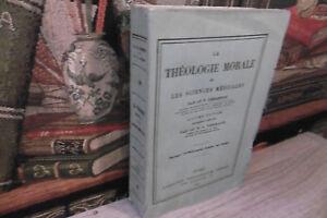 La theologie morale et les sciences médicales - Debreyne-1884