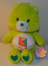 Peluche BISOUNOURS Do your best care Bears COLLECTOR 25cm NEUF 2003 Play Along