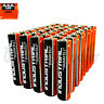 40 x Duracell AAA batteries 1.5V Industrial Procell Alkaline LR03 MN2400