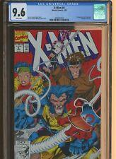 X-Men 4 CGC 9.6 | Marvel 1992 | 1st Omega Red - Arkady Rossovich. Jim Lee.