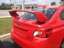 Subaru Impreza WRX STI Rear Wing Spoiler Painted OE Style 2015-2018 JSP 339202