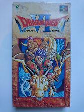 Dragon Quest VI for Nintendo Super Famicom/SNES [NTSC-J]