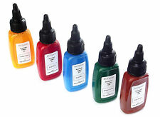 DCTattoo - Traditional Colour Tattoo *PREMIUM* Ink Set 1OZ