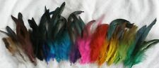 "10 Rooster feathers 3""- 6"" - Free quick ship from CA! 15 different colors"