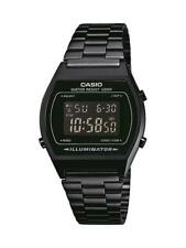 Casio Collection Herrenuhr B640WB-1BEF Digital Schwarz
