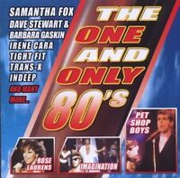The one and only 80's (16 tracks) Irene Cara, Pet Shop Boys, Icehouse, Ro.. [CD]