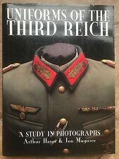 WW2 German Uniforms of the Third Reich Reference Book