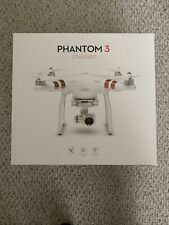 DJI Phantom 3 Standard Quadcopter Camera Drone - White BRAND NEW IN BOX UNOPENED