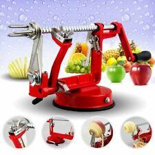 3in1 Apfelschäler Apfelentkerner Apfelschneider Apfelschälmaschine Apple Peeler