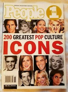 People VH1 200 Greatest Pop Culture Icons Special Collector's Edition (2003)