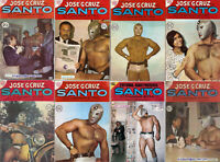 Santo El Enmascarado De Plata Coleccion Inolvidable COMICS DVD 190 REVISTAS