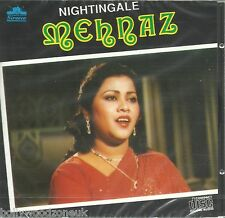 NIGHTINGALE MEHNAZ - BRAND NEW PAKISTANI SOUNDTRACK CD - FREE UK POST