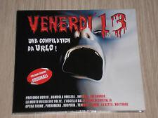 VENERDI' 13 (GOBLIN, ENNIO MORRICONE, KEITH EMERSON, PIERO UMILIANI) -  CD
