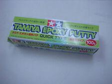 Tamiya 87143 Epoxy Putty (Quick Type, 100g) craft tools