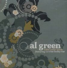 AL GREEN & CORINNE BAILEY RAE Take your Time PROMO DJ CD single USA 2008 MINT