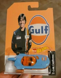 Hot Wheels **CUSTOM **Star Wars X-34 Landspeeder  Gulf