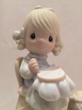 PRECIOUS MOMENTS, Porzellan-Figur, Muttertags-Figur, neu, originalverpack