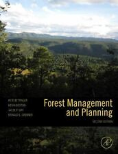 Forest Management and Planning by Peter Bettinger, Jacek P. Siry, Kevin...