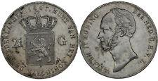 Netherlands - 2½ Gulden 1847
