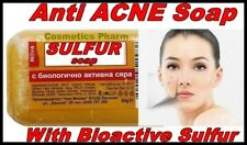 Sulfur Soap Anti Acne Soap with Bioactuve Sulfur 60 g
