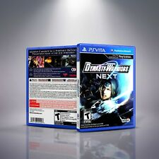 Dynasty Warriors: Next - PlayStation Vita Cover and Case. NO GAME!!