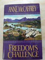 FREEDOM'S CHALLENGE. Anne McCafgrey. 1st Edition 1st Printing