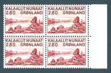 GROENLANDIA - 1987 - 95° anniversario della nascita di Peter Rosing (1892-1965)
