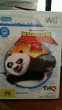 U Draw Kung Fu Panda 2 NINTENDO WII - FREE POST
