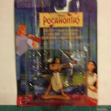 MATTEL 1994 Disney Juguetes-Pocahontas-Kocoum-Mini Figura-ver foto
