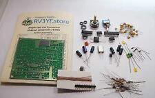 Simple QRP CW Transceiver  of direct conversion 14.31318 MHz. KIT for assembly.