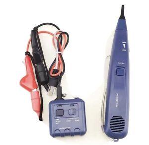 Fluke Type  Networks Pro3000 Analogue Toner and Probe Kit Set Cable Line Tracer