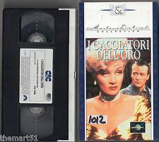 I Cacciatori dell' Oro (1942)  VHS  CiC  Video  Marlene Dietrich John Wayne