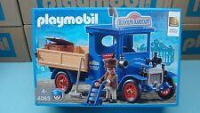 Playmobil 4083 Victorian Oldtimer Truck Rudolph Karstadt for collectors NEW