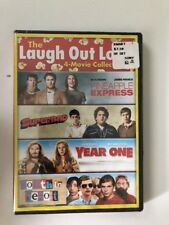 Laugh Out Loud 4 Movie Pineapple Express Superbad Year One Youth in Revolt NEW