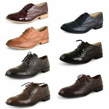 Dolcis Synthetic Leather Lace-up Shoes for Women