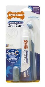Nylabone Advanced Oral Care Small Dog Dental Kit(Free Shipping in USA)