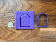 Solid Arch Polymer Clay Cutter