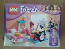 NEW Lego Friends Mia's Bedroom 3939, Mia, Drum, Music sheet